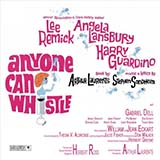 Download Stephen Sondheim 'With So Little To Be Sure Of (from Anyone Can Whistle)' printable sheet music notes, Broadway chords, tabs PDF and learn this Clarinet and Piano song in minutes