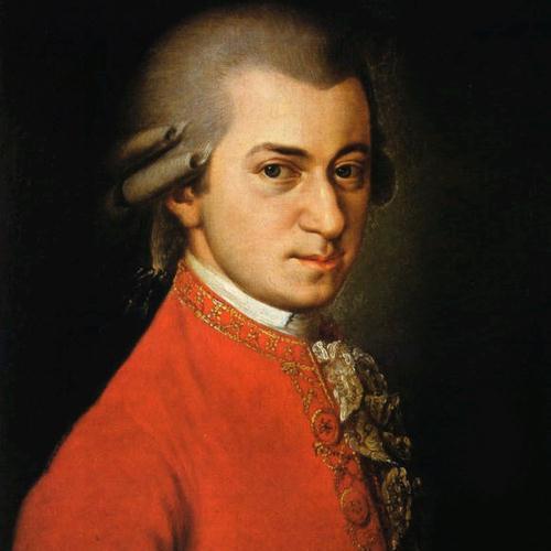 Wolfgang Amadeus Mozart, A Musical Joke, Melody Line & Chords