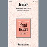 Download Wolfgang Amadeus Mozart Jubilate (arr. John Leavitt) sheet music and printable PDF music notes