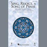 Download Wolfgang Amadeus Mozart Sing, Rejoice A Song Of Praise (arr. John Leavitt) sheet music and printable PDF music notes