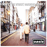 Download Oasis 'Wonderwall' printable sheet music notes, Pop chords, tabs PDF and learn this Really Easy Guitar song in minutes