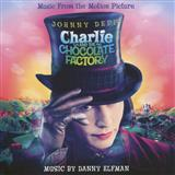 Download Danny Elfman 'Wonka's Welcome Song' printable sheet music notes, Classical chords, tabs PDF and learn this Piano song in minutes