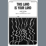 Download Woody Guthrie This Land Is Your Land (arr. Aden G. Lewis and Jack E. Platt) sheet music and printable PDF music notes