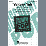 Download The Coasters Yakety Yak (arr. Roger Emerson) sheet music and printable PDF music notes