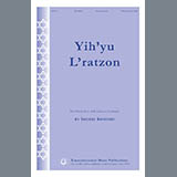 Download Sherry Kosinski 'Yih'yu L'ratzon (May the Words)' printable sheet music notes, Chanukah chords, tabs PDF and learn this SSAA Choir song in minutes