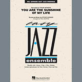 Download Paul Murtha 'You Are the Sunshine of My Life - Alto Sax 2' printable sheet music notes, Love chords, tabs PDF and learn this Jazz Ensemble song in minutes