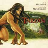 Download Phil Collins You'll Be In My Heart (Pop Version) (from Tarzan) sheet music and printable PDF music notes