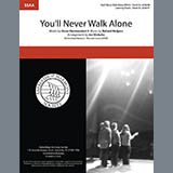 Download Rodgers & Hammerstein 'You'll Never Walk Alone (from Carousel) (arr. Jon Nicholas)' printable sheet music notes, Barbershop chords, tabs PDF and learn this SATB Choir song in minutes