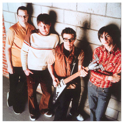 Download Weezer 'You Might Think' printable sheet music notes, Pop chords, tabs PDF and learn this Easy Piano song in minutes