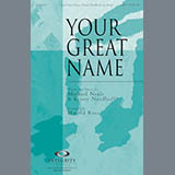 Download Heather Sorenson Your Great Name - Violin 1 sheet music and printable PDF music notes