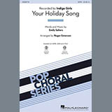 Download Indigo Girls Your Holiday Song (arr. Roger Emerson) - Tambourine sheet music and printable PDF music notes