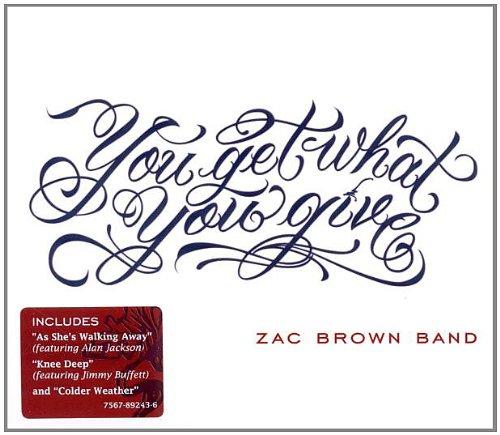 Zac Brown Band, Martin, Piano, Vocal & Guitar (Right-Hand Melody)