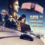 Download ZAYN feat. Sia Dusk Till Dawn sheet music and printable PDF music notes
