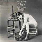 Download Zaz I Love Paris - J'aime Paris sheet music and printable PDF music notes