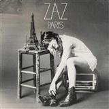 Download Zaz Paris sera toujours Paris sheet music and printable PDF music notes