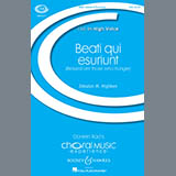 Download Zebulon Highben Beati Qui Esuriunt (Blessed Are Those Who Hunger) sheet music and printable PDF music notes