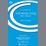 Download Zebulon M. Highben And Miriam Sang (Shiru L'Adonai) sheet music and printable PDF music notes