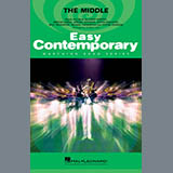 Download Zedd, Maren Morris & Grey The Middle (arr. Ishbah Cox) - Conductor Score (Full Score) sheet music and printable PDF music notes