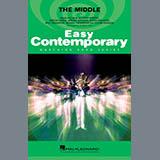 Download Zedd, Maren Morris & Grey The Middle (arr. Ishbah Cox) - Quad Toms sheet music and printable PDF music notes