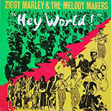 Download Ziggy Marley and The Melody Makers Get Up Jah Jah Children sheet music and printable PDF music notes