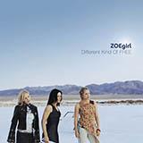 Download ZOEgirl Unbroken sheet music and printable PDF music notes