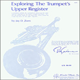 Download Zorn Exploring The Trumpet's Upper Register sheet music and printable PDF music notes