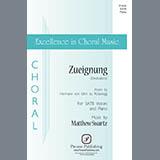 Download Matthew Swartz Zueignung (Dedication) sheet music and printable PDF music notes